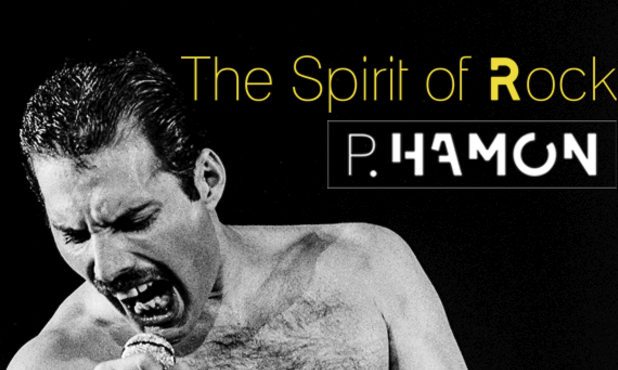 "ITW Phillip Hamon - ""The spirit of rock"""